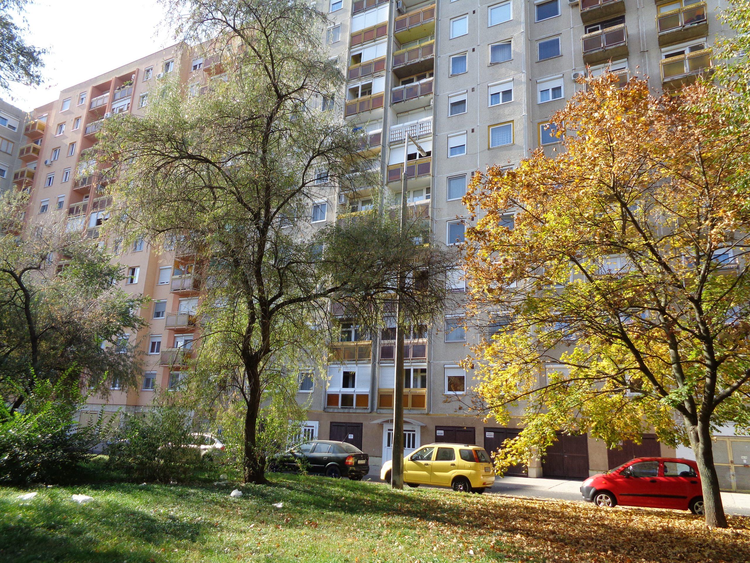 Felújított Lovas István úti lakás