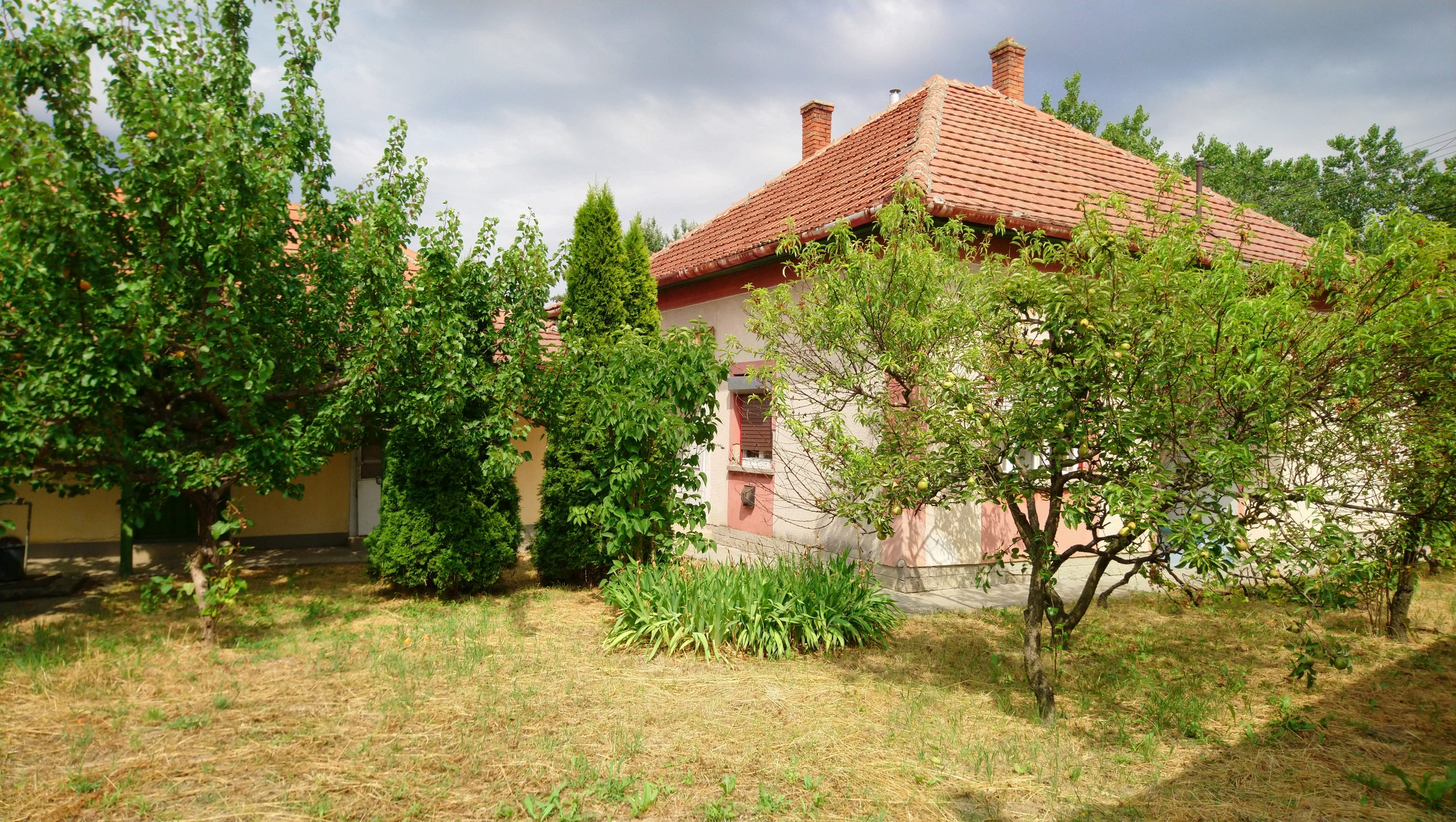 Tószeg, családi ház