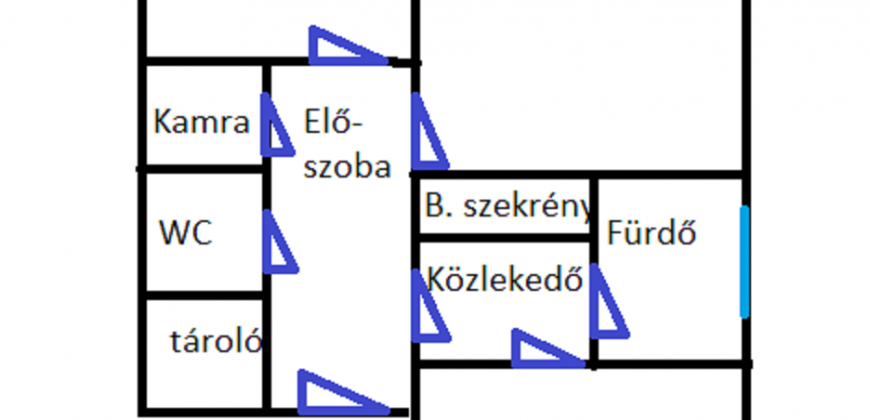Gutenberg téri lakás
